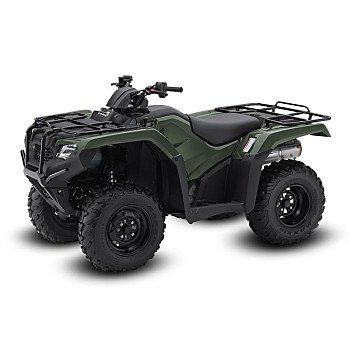 2017 Honda FourTrax Rancher 4x4 ES for sale 200676387