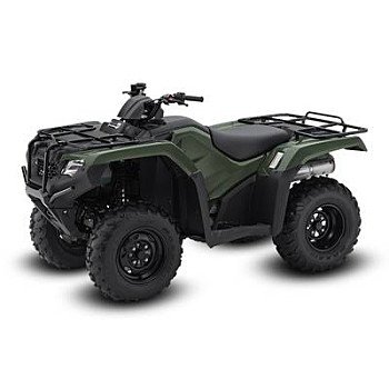 2017 Honda FourTrax Rancher for sale 200676547