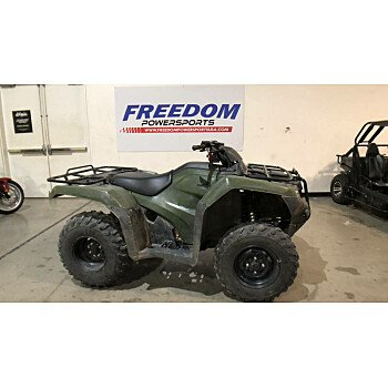 2017 Honda FourTrax Rancher 4x4 Automatic DCT EPS for sale 200687319