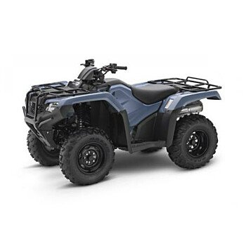 2017 Honda FourTrax Rancher 4x4 Automatic DCT EPS for sale 200365985