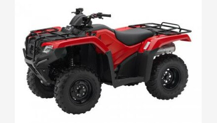 2017 Honda FourTrax Rancher 4x4 for sale 200495513