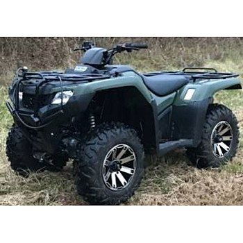 2017 Honda FourTrax Rancher 4x4 for sale 200572502
