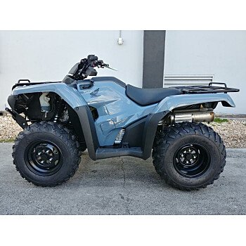 2017 Honda FourTrax Rancher 4x4 Automatic DCT EPS for sale 200614309