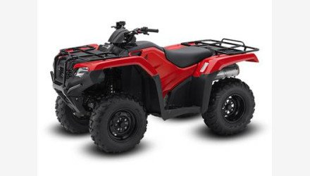 2017 Honda FourTrax Rancher for sale 200676559