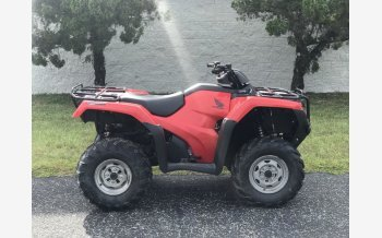 2017 Honda FourTrax Rancher 4X4 Automatic DCT IRS for sale 200794758