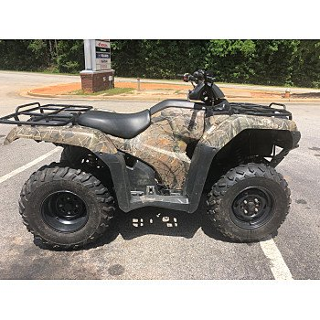 2017 Honda FourTrax Rancher 4x4 for sale 200831050