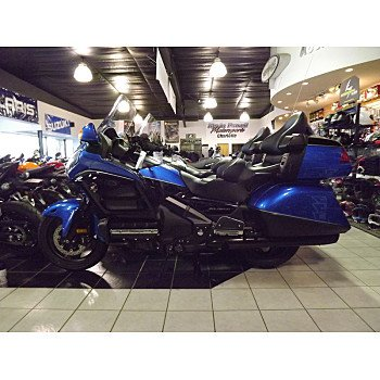 2017 Honda Gold Wing for sale 200525487