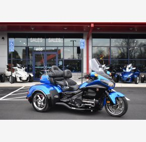 2017 Honda Gold Wing Comfort Navi XM ABS for sale 200722182
