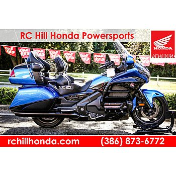 2017 Honda Gold Wing Audio Comfort for sale 200840772