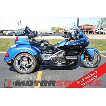 2017 Honda Gold Wing Audio Comfort for sale 200982159