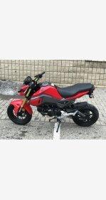 2017 Honda Grom for sale 200713074