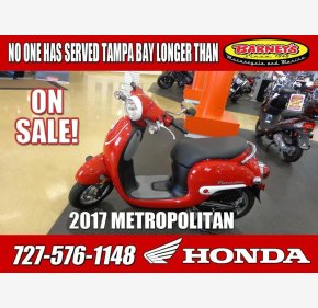 2017 Honda Metropolitan for sale 200682372