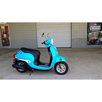 2017 Honda Metropolitan for sale 200740659