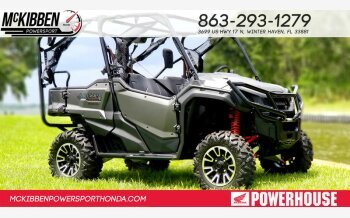 2017 Honda Pioneer 1000 for sale 200671300