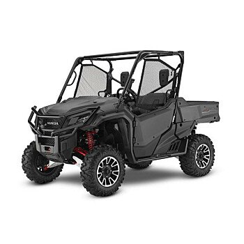 2017 Honda Pioneer 1000 Limited Edition for sale 200676459