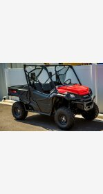 2017 Honda Pioneer 1000 for sale 200612436