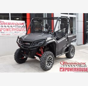 2017 Honda Pioneer 1000 Limited Edition for sale 200643685