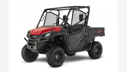 2017 Honda Pioneer 1000 for sale 200643730