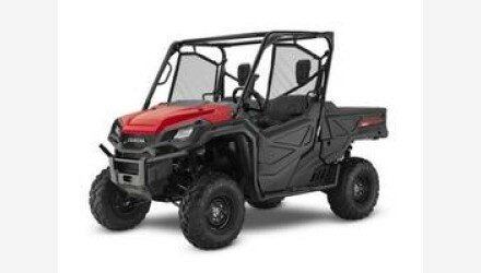 2017 Honda Pioneer 1000 for sale 200649996