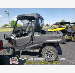 2017 Honda Pioneer 1000 Limited Edition for sale 200662420