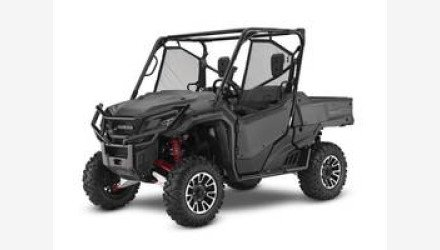 2017 Honda Pioneer 1000 Limited Edition for sale 200708831