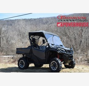 2017 Honda Pioneer 1000 Limited Edition for sale 200712133