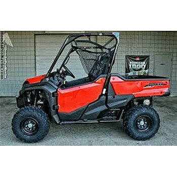 2017 Honda Pioneer 1000 EPS for sale 200740618