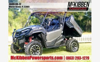2017 Honda Pioneer 1000 for sale 200779701
