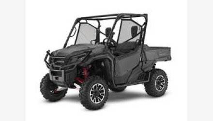2017 Honda Pioneer 1000 Limited Edition for sale 200825384