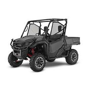 2017 Honda Pioneer 1000 Limited Edition for sale 200832023