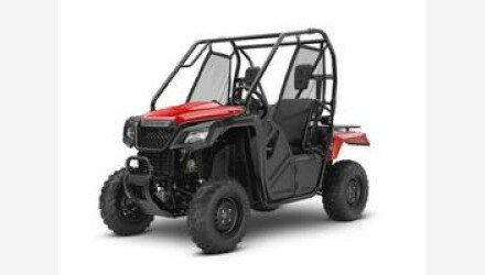 2017 Honda Pioneer 500 for sale 200664136