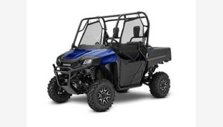 2017 Honda Pioneer 700 for sale 200707101