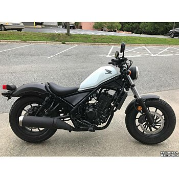 2017 Honda Rebel 300 for sale 200501720
