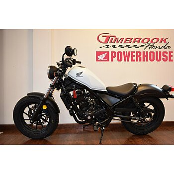 2017 Honda Rebel 300 for sale 200685609