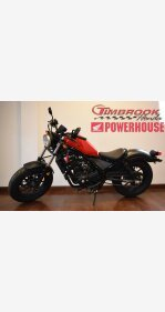 2017 Honda Rebel 300 for sale 200685521