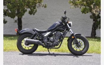 2017 Honda Rebel 300 for sale 200790298