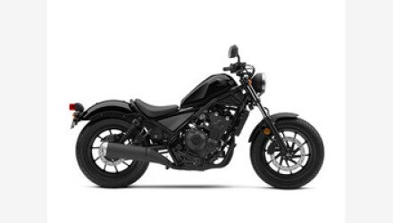 2017 Honda Rebel 500 for sale 200457931