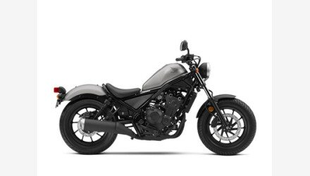 2017 Honda Rebel 500 for sale 200497987