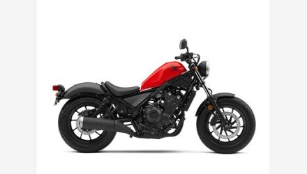 2017 Honda Rebel 500 for sale 200500335