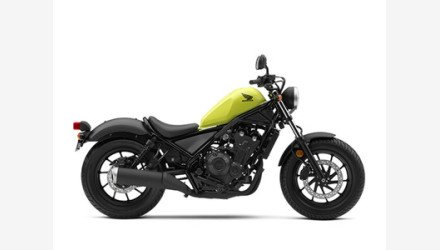 2017 Honda Rebel 500 for sale 200500343