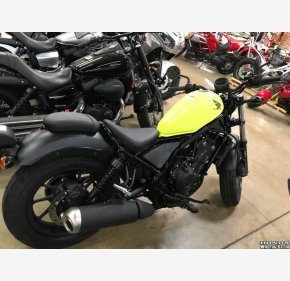 2017 Honda Rebel 500 for sale 200501724