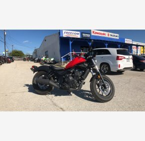 2017 Honda Rebel 500 for sale 200618512