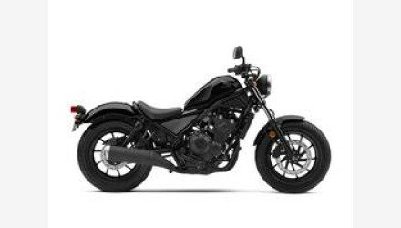 2017 Honda Rebel 500 ABS for sale 200666687
