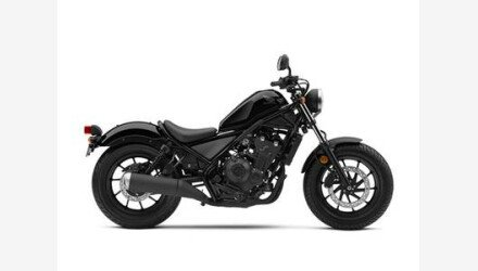 2017 Honda Rebel 500 for sale 200706116