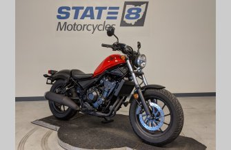 2017 Honda Rebel 500 for sale 200958915