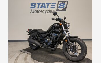 2017 Honda Rebel 500 for sale 201080774