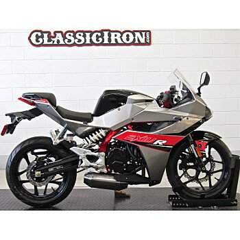 2017 Hyosung GD250R for sale 200723304