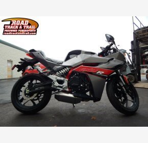 2017 Hyosung GD250R for sale 200709867