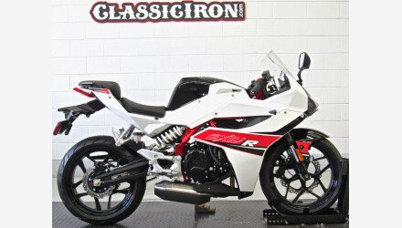 2017 Hyosung GD250R for sale 200731609