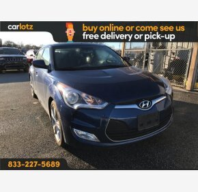2017 Hyundai Veloster for sale 101441163